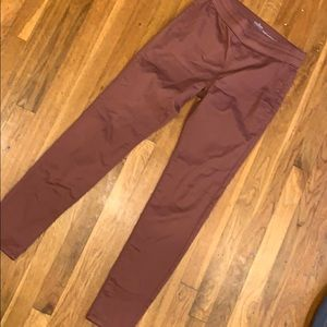 NY & Co High Waisted Jean Leggings size small